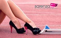 N°1 DE LA CHAUSSURE SUR INTERNET Sarenza.com est le site spécialisé dans la  vente de chaussures. Chaussures homme, femme ou encore enfant, le meilleur  de la ... f11f2038a000